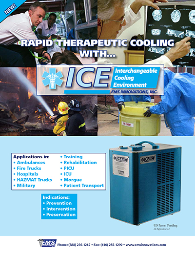EMS Interchangeable Cooling Environment (ICE)