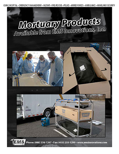 EMS Mortuary Products
