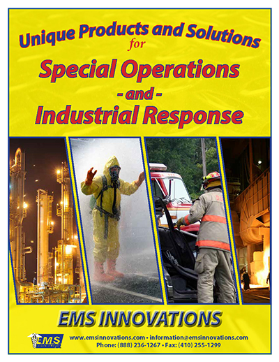 EMS Special Operations and Industrial Response Products